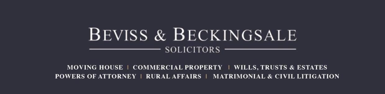 Beviss & Beckingsale, Axminster - Legal Cashier