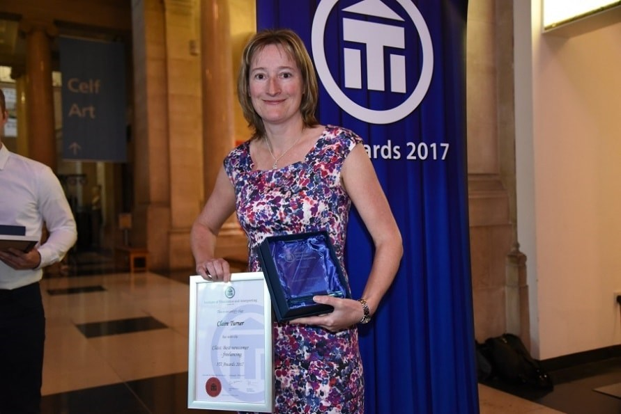 Image for: Solicitor wins top Translation Award