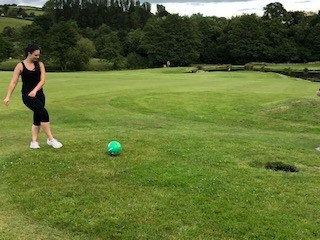 Image for: DASLS CHALLENGE CUP: ASHFORDS WIN FOOTGOLF