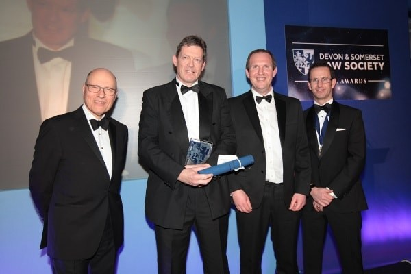 Clarke Willmott wins Law Firm of the Year (11 + Partners)