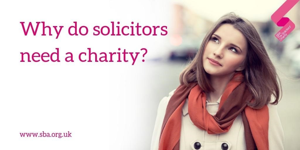 Image for: Why do solicitors need a charity?
