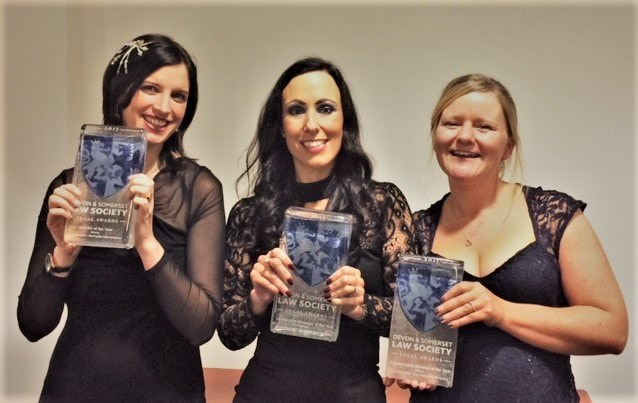Image for: Family Law Company score Hat Trick at DASLS Legal Awards
